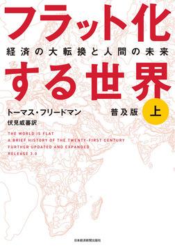 フラット化する世界 経済の大転換と人間の未来〔普及版〕(上)-電子書籍