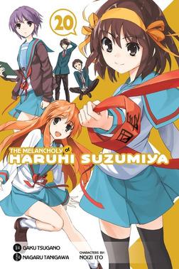 The Melancholy of Haruhi Suzumiya, Vol. 20-電子書籍