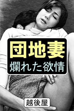 団地妻 爛れた欲情-電子書籍