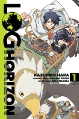 Log Horizon, Vol. 1