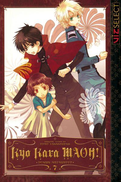 Kyo Kara MAOH!, Vol. 7