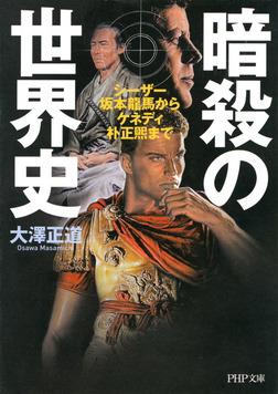 暗殺の世界史 シーザー、坂本龍馬からケネディ、朴正熙まで-電子書籍