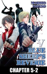 BLUE SHEEP'S REVERIE (Yaoi Manga), Chapter 5-2