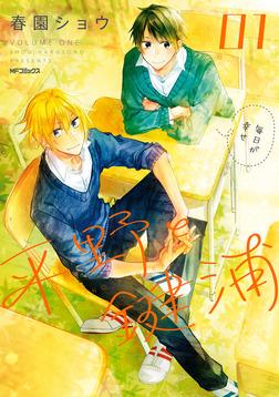平野と鍵浦 01-電子書籍