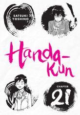 Handa-kun, Chapter 21