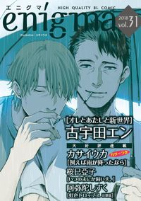 enigma vol.31 虹色ドロップス 京都篇、ほか