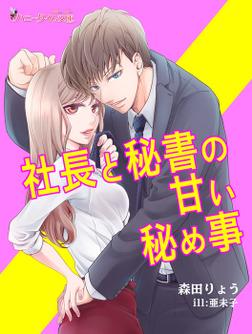 社長と秘書の甘い秘め事-電子書籍