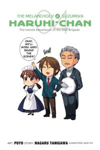 The Melancholy of Suzumiya Haruhi-chan, Vol. 4