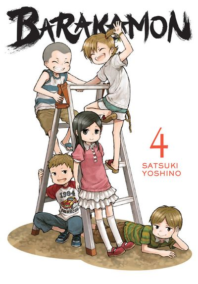 Barakamon, Vol. 4