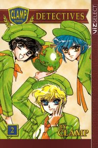 Clamp School Detectives, Vol. 2