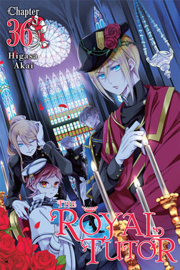 The Royal Tutor, Chapter 36-電子書籍