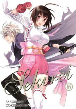 Sekirei, Vol. 16-電子書籍