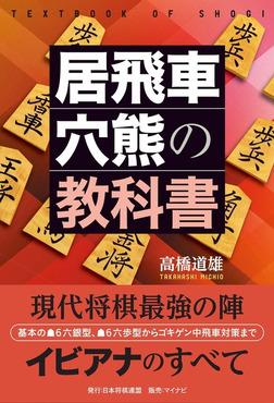 居飛車穴熊の教科書-電子書籍