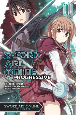 Sword Art Online Progressive, Vol. 1