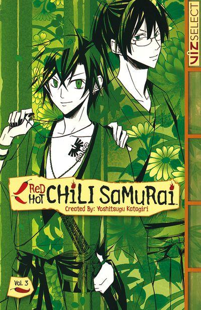 Red Hot Chili Samurai, Vol. 3