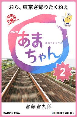 NHK連続テレビ小説 あまちゃん 2 おら、東京さ帰りたくねぇ-電子書籍