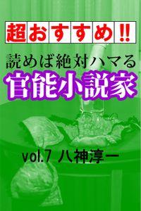 【超おすすめ!!】読めば絶対ハマる官能小説家vol.7八神淳一
