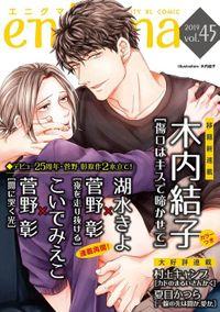 enigma vol.45 傷口にはキスで啼かせて、ほか