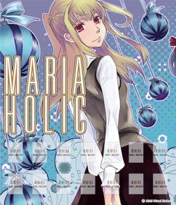 MARIA HOLIC 1: Bookshelf Skin [Bonus Item]-電子書籍