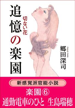 追憶の楽園 切ない花/楽園6.通勤電車のひと-電子書籍