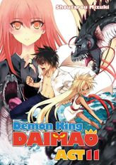 Demon King Daimaou: Volume 11