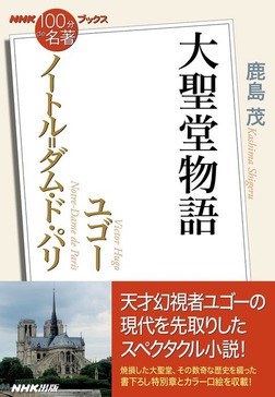NHK「100分de名著」ブックス ユゴー ノートル=ダム・ド・パリ 大聖堂物語-電子書籍