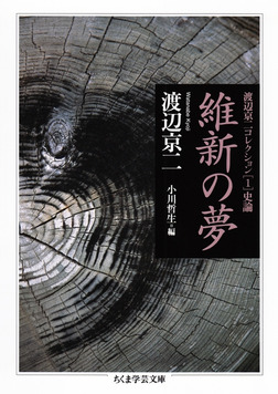 維新の夢 ──渡辺京二コレクション1 史論-電子書籍