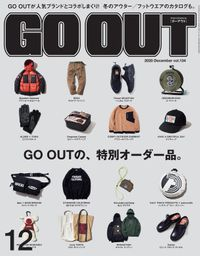 GO OUT 2020年12月号 Vol.134