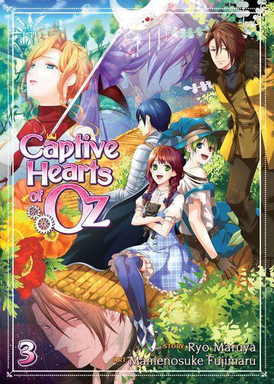 Captive Hearts of Oz Vol. 03