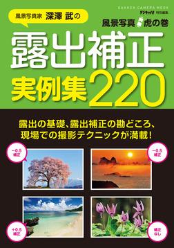 風景写真虎の巻 露出補正実例集220-電子書籍