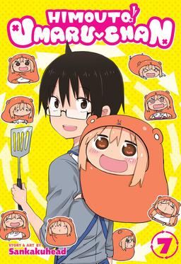 Himouto! Umaru-chan Vol. 7