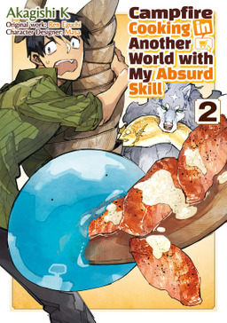 Campfire Cooking in Another World with my Absurd Skill Volume 2