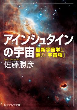 アインシュタインの宇宙 最新宇宙学と謎の「宇宙項」-電子書籍