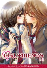 Girl Friends Vol. 5