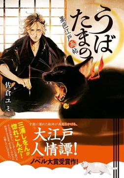 うばたまの 墨色江戸画帖-電子書籍