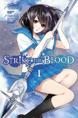 Strike the Blood, Vol. 1 (manga)-電子書籍