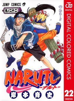 NARUTO―ナルト― カラー版 22-電子書籍