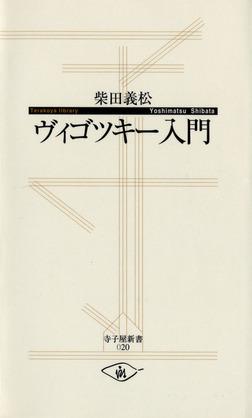 ヴィゴツキー入門-電子書籍
