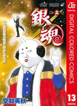 銀魂 カラー版 13-電子書籍