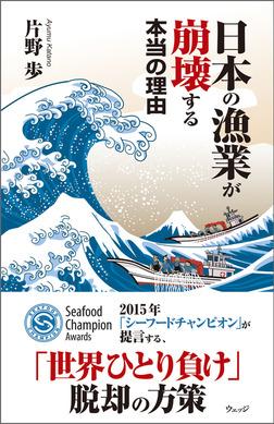 日本の漁業が崩壊する本当の理由-電子書籍