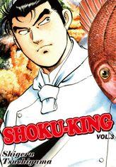 SHOKU-KING, Volume 3