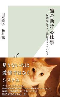 猫を助ける仕事~保護猫カフェ、猫付きシェアハウス~