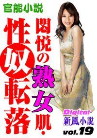 【官能小説】悶悦の熟女肌・性奴転落 ~Digital新風小説 vol.19~