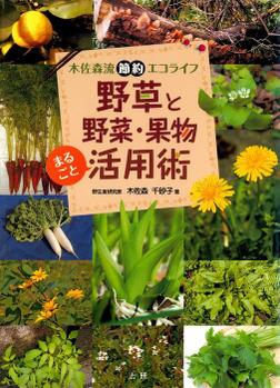 野草と野菜・果物まるごと活用術 : 木佐森流節約エコライフ-電子書籍