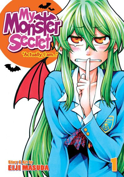 My Monster Secret Vol. 1