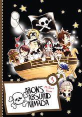 Aron's Absurd Armada, Vol. 3
