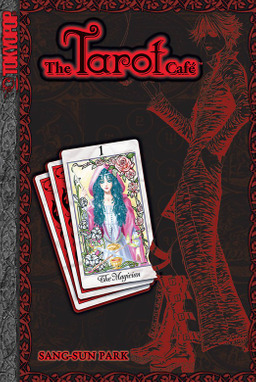 Tarot Cafe Volume 1