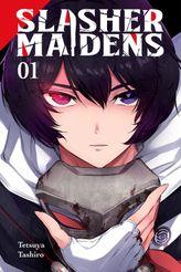 Slasher Maidens, Vol. 1