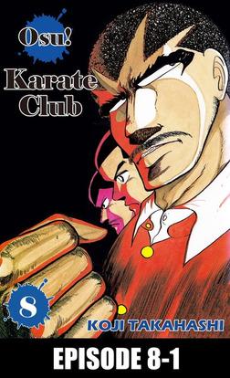 Osu! Karate Club, Episode 8-1-電子書籍
