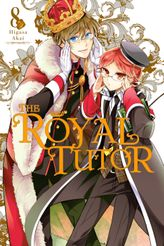 The Royal Tutor, Vol. 8